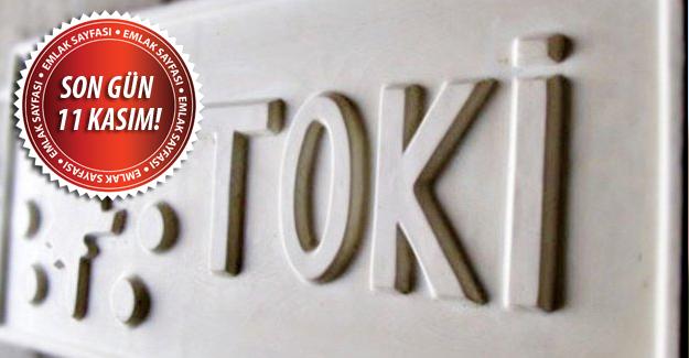 TOKİ Konya'da 62 konut için başvurular bugün başlıyor!