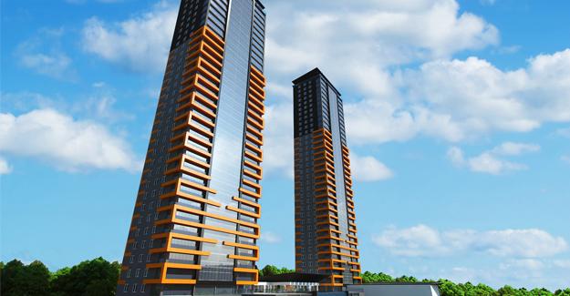 Twin Towers Ankara Satış Ofisi!