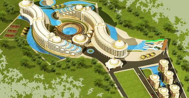 Yalova Thermal Palace, civardaki arsa fiyatlarını yüzde 500 artırdı!
