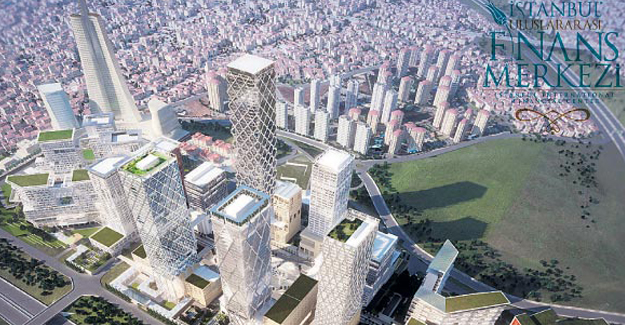 Ziraat GYO Ziraat Finans Kuleleri'ni inşa edecek!