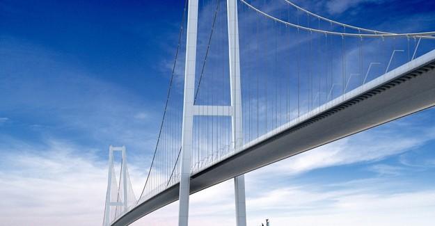 1915 Çanakkale Köprüsü'nün temeli 18 Mart'ta atılacak!