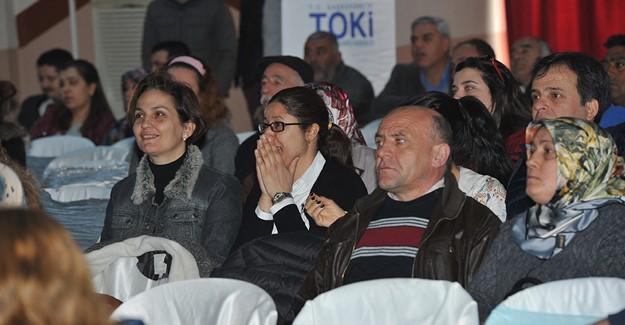 TOKİ İzmir Bayındır 140 konutun hak sahipleri belirlendi!