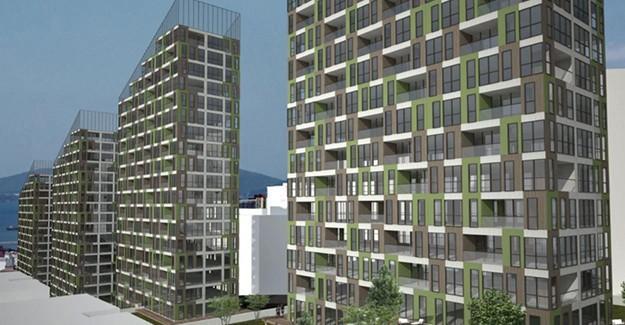 Sur Yapı Maltepe projesinin adı belli oldu; Sur Yapı Yeşil Mavi!