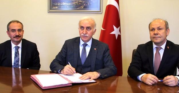 Samsun Çarşamba'ya yeni huzurevi için imzalar atıldı!