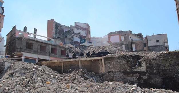 Tabakhane Kentsel Dönüşüm Projesinde 629 bina yıkıldı!