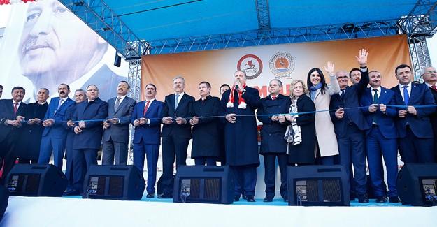 TOKİ'den Samsun'a 1 milyar 274 milyon liralık yatırım!