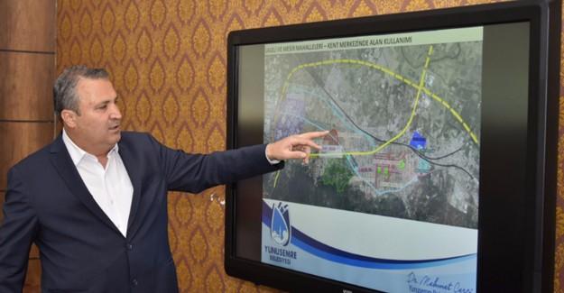 Yunusemre Belediyesi 4 mahallede kentsel dönüşüm projesi yapacak!