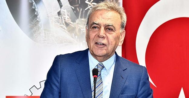 Başkan Kocaoğlu İzmir'in imar planını ve projelerini anlattı!