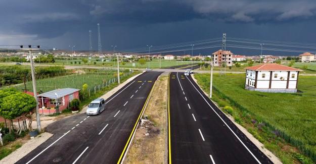 Aksaray Cumhuriyet Mahallesi altyapı çalışmaları bitti!
