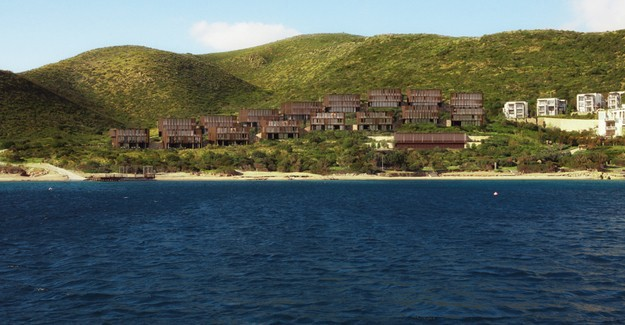 Bodrum'a yeni proje; Barbaros Reserve Bodrum Residences