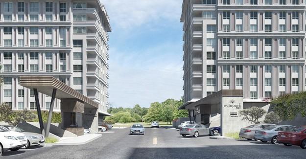 Evinpark Ada & Tepe Rezidans fiyat listesi!