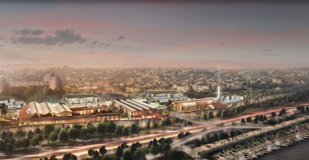 Fatih'e yeni proje; Ege Yapı Yedikule projesi