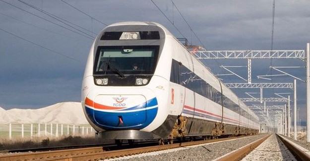 İşte yeni yüksek hızlı tren hatları!