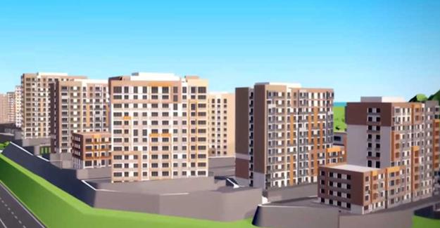 İzmir Altıeylül'e 500 emekli konut müjdesi!