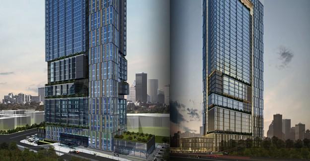 Merosa İnternational Tower Ümraniye projesi fiyat!