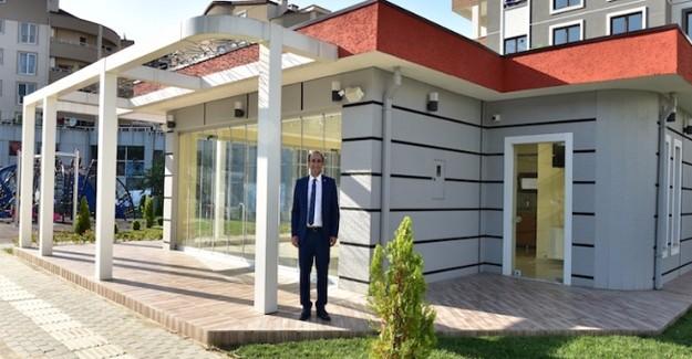 Yıldırım Kazımkarabekir Mahallesi'nde sosyal tesis çalışmaları bitti!