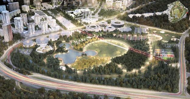 Emlak Konut GYO'dan Başakşehir'e yeni ofis projesi; Emlak Konut Kuzey Yakası projesi
