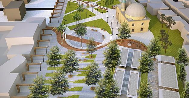 İznik'e 6 milyon TL'lik kentsel tasarım projesi!