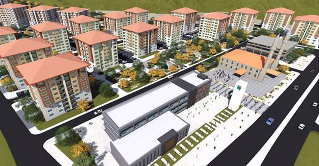Kayseri Hacılar kentsel dönüşüm projesi yapım ihalesine çıkıyor!