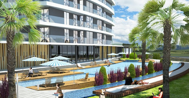 Suat Yıldız İnşaat'tan Nilüfer'e yeni proje; Paradise Vista