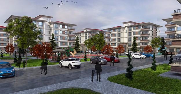 TOKİ Ankara Kahramankazan'a 334 konut inşa edecek!