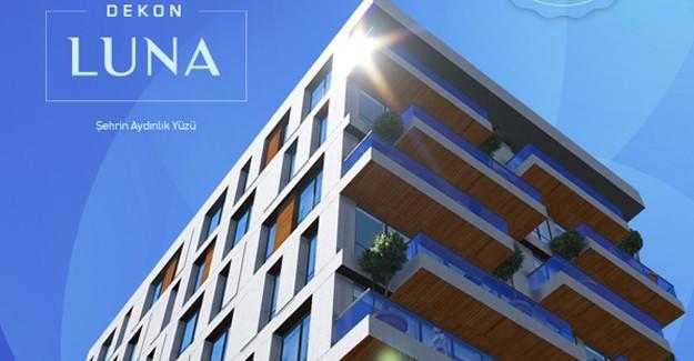 Ümraniye'ye yeni proje; Dekon Luna