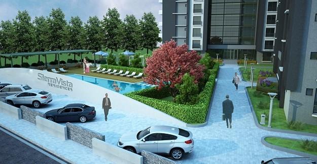 Nazilli'ye yeni proje; Sierra Vista Residences