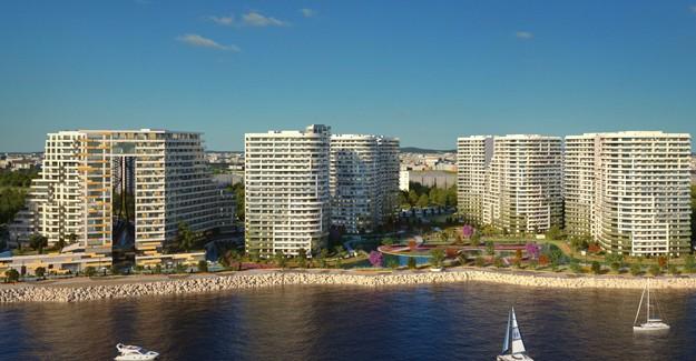 SeaPearl Ataköy'de yaşam Eylül sonu başlayacak!