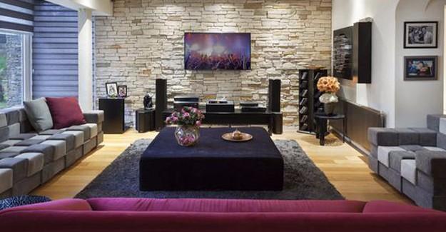 İşte Çağla Şikel'in Balmumcu'daki 4 katlı villası!