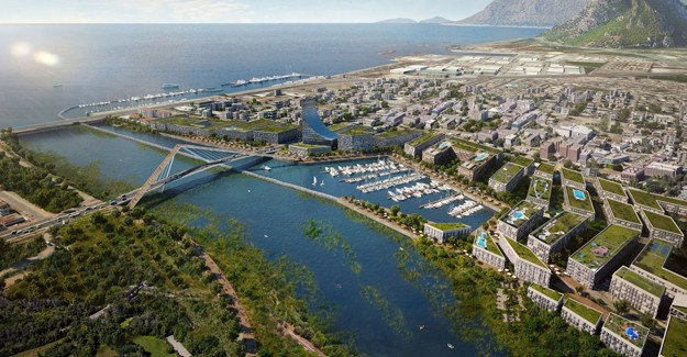 Kanal İstanbul bu ilçelerde yüzde yüzün üzerinde artış sağladı!