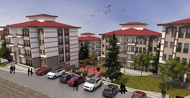 TOKİ Bartın Ulus'a 320 konut inşa edecek!