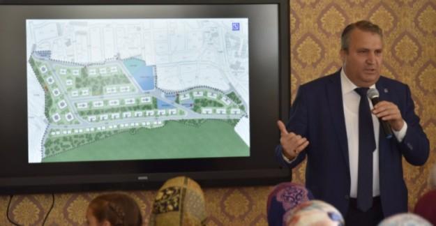 Yunusemre Fatih Mahallesi'nde kentsel dönüşüm projesi çalışmaları başladı!