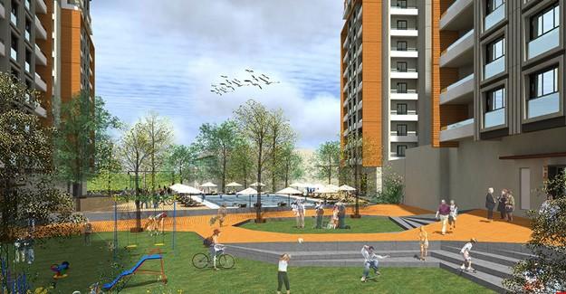 Beydağ-İnt Grup'tan Nilüfer'e yeni proje; Özgür Park Evleri
