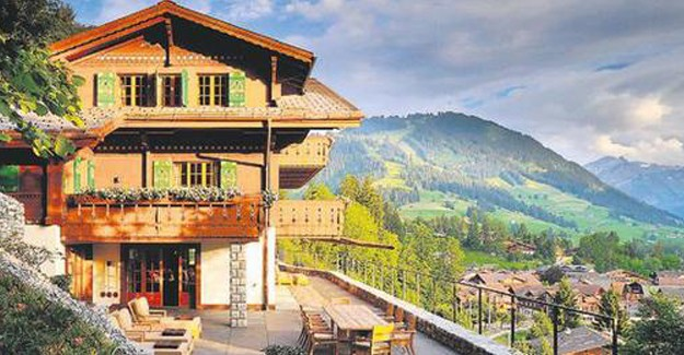 Semiramis Pekkan 4 milyon dolarlık dağ evi satın aldı!
