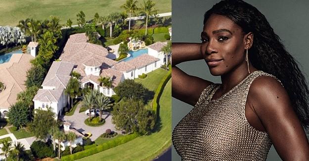 Serena Williams 6.7 milyon dolarlık malikane satın aldı!