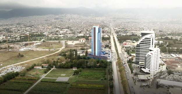 Sky Tower Bursa projesi fiyat!