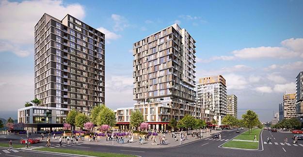 Bahçeşehir'e yeni proje; Strada Plus projesi