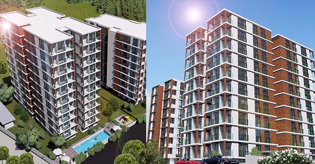 Bazna Residence Çekmeköy projesinin detayları!