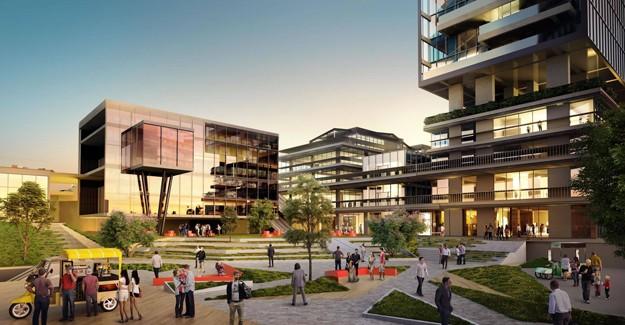 Cubes Ankara projesinin yüzde 40'ı satıldı!