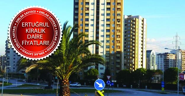 Ertuğrulkent kiralık daire fiyatları 1.150 liradan başlıyor!