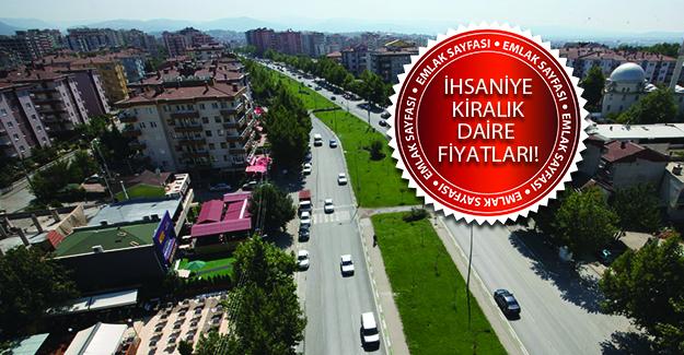 İhsaniye kiralık daire fiyatları 1.200 liradan başlıyor!