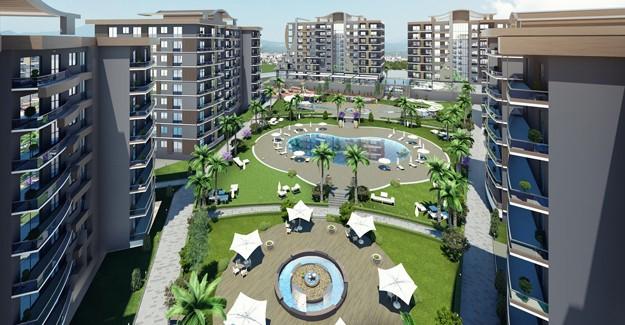 Şehru İnşaat'tan Ayrancılar'a yeni proje; Bahçeşehir Royal İzmir projesi