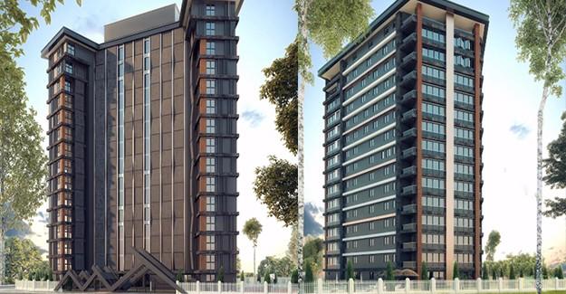 Selin Tower Maltepe M-Yapı imzasıyla yükseliyor!