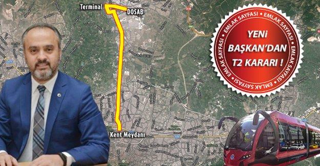 Kent Meydanı-Terminal T2 Tramvay hattı ile ilgili merak edilen açıklama geldi!