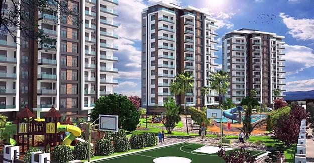 Tepe Şehir Konutları / Antalya / Döşemealtı