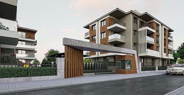 Ata İnşaat'tan Torbalı'ya yeni proje; Lidya Park Evleri
