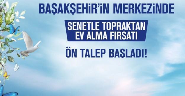 Fuzul Yapı'dan Başakşehir'e yeni proje; Başakcity Boutique