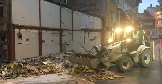 Gemlik Belediyesi kentsel dönüşüm çalışmalarını hızla sürdürüyor!