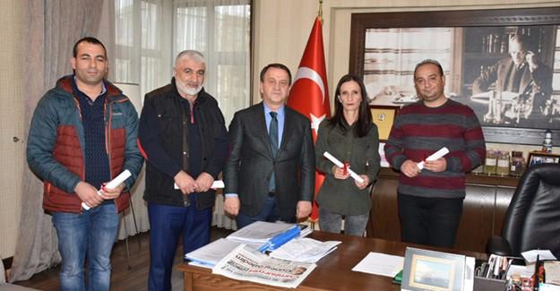 İstanbul Silivri Yenimahalle'de arsa tapuları teslim edildi!