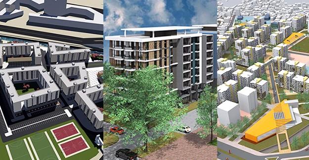 İzmir kentsel dönüşüm projeleri ihaleye çıkıyor!